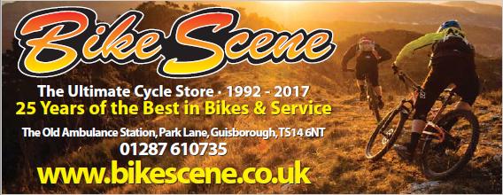 Banner - Bike Scene