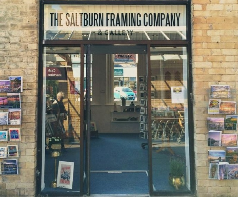 Live Music At Saltburn Framing & Gallery Launch Event